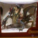 Figuras y Muñecos Mcfarlane: HYDRA DRAGON - SERIE 7 - MCFARLANE - CAJA EXCLUSIVA - 2008 - NUEVO - PRECINTADO SIN ABRIR. Lote 54866226