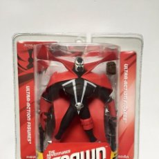 Figuras y Muñecos Mcfarlane: FIGURA SPAWN X THE ADVENTURES OF SPAWN ULTRA ACTION FIGURE BY MCFARLANE TOYS. Lote 56250631