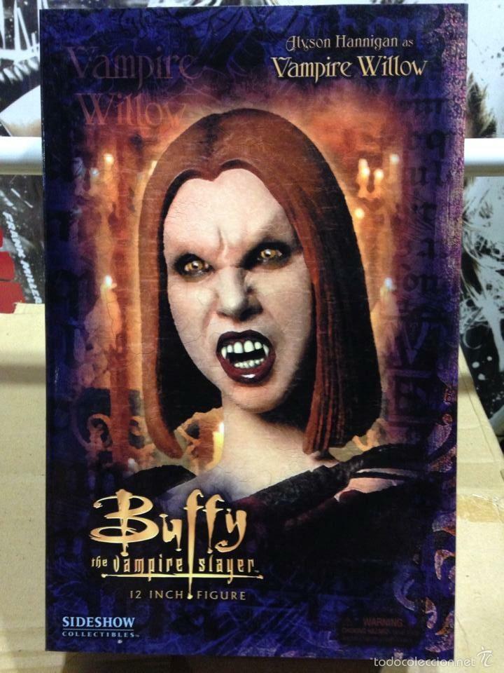 Figuras y Muñecos Mcfarlane: Buffy Cazavampiros sideshow Pvc y tela the vampire slayer figuras Willow y Oz 50€ unidad - Foto 2 - 192318990
