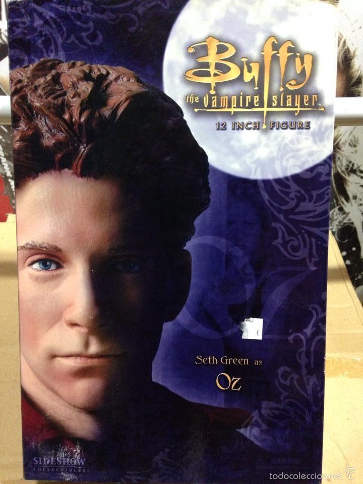 Figuras y Muñecos Mcfarlane: Buffy Cazavampiros sideshow Pvc y tela the vampire slayer figuras Willow y Oz 50€ unidad - Foto 4 - 192318990