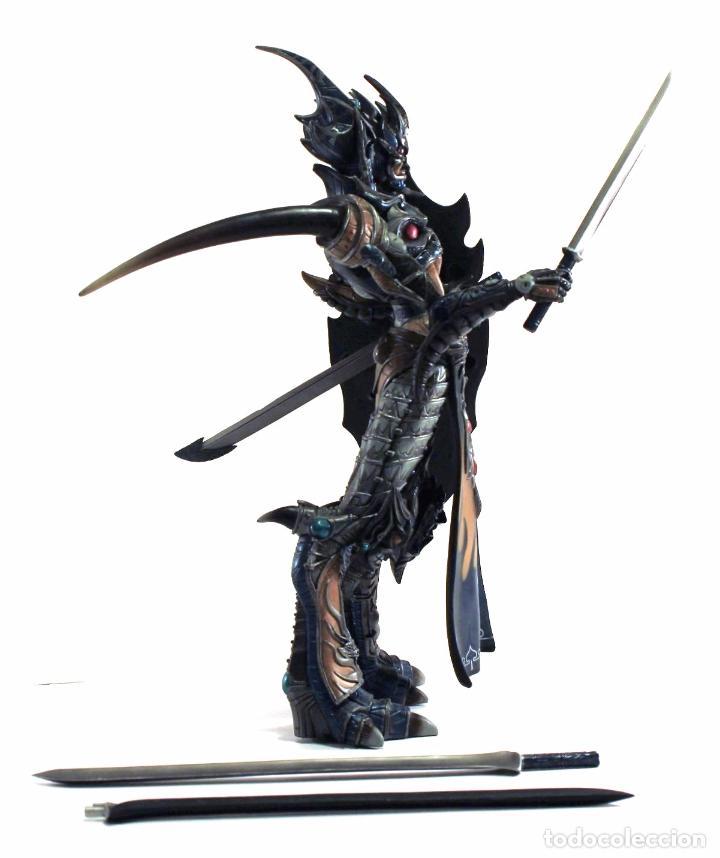 Figuras y Muñecos Mcfarlane: 2000 McFarlane Toys - Enorme figura de MANDARIN SPAWN (36 cm. aprox.) de Spawn: The Dark Ages - Foto 2 - 68229209