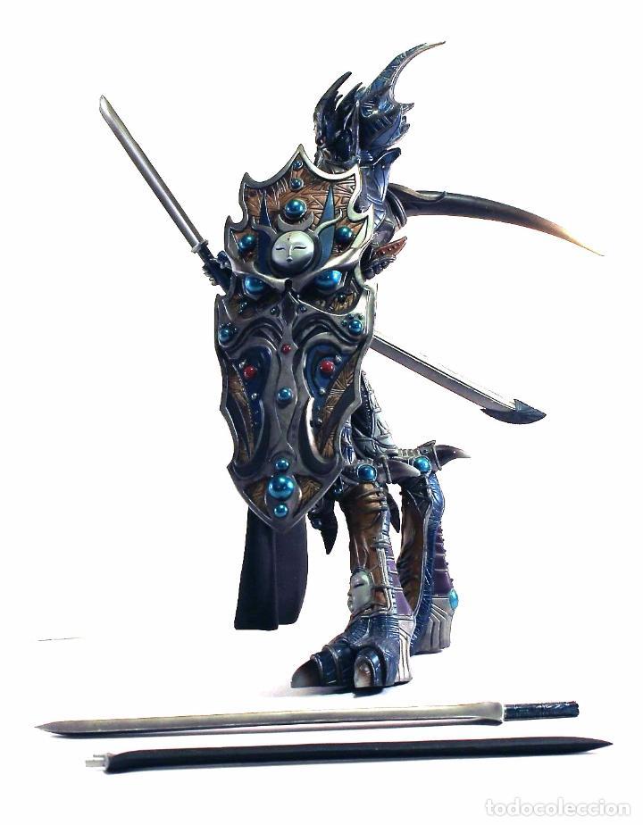 Figuras y Muñecos Mcfarlane: 2000 McFarlane Toys - Enorme figura de MANDARIN SPAWN (36 cm. aprox.) de Spawn: The Dark Ages - Foto 4 - 68229209