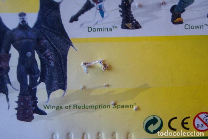 Figuras y Muñecos Mcfarlane: Spawn Reborn Series 1-Clown IV/4 (En caja)-2003 -Payaso/Halloween/Repainted/Repaint/Boxed/McFarlane - Foto 4 - 79832613