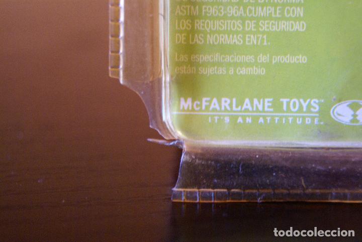 Figuras y Muñecos Mcfarlane: Spawn Reborn Series 1-Clown IV/4 (En caja)-2003 -Payaso/Halloween/Repainted/Repaint/Boxed/McFarlane - Foto 7 - 79832613