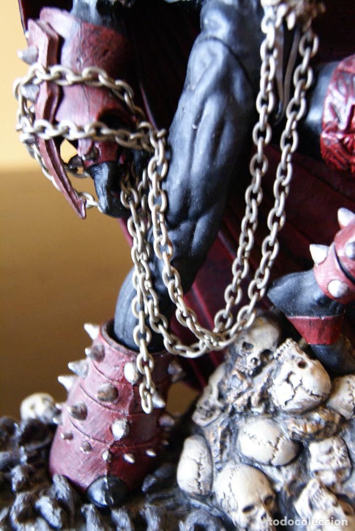 Figuras y Muñecos Mcfarlane: Spawn series 17-Classic Series 1-Spawn V/5-2000-Skull/Skulls/Clavera/Claveras/McFarlane - Foto 9 - 79932429