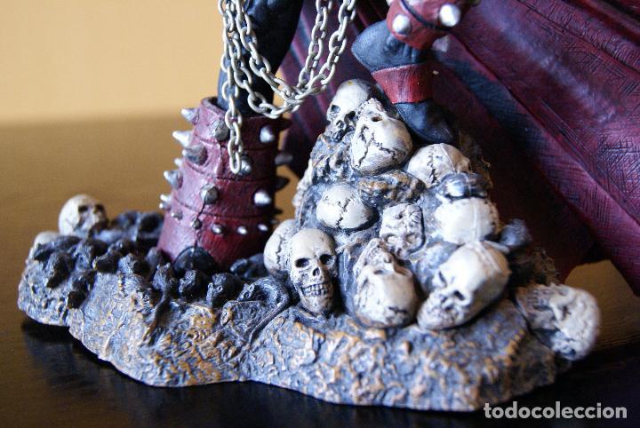 Figuras y Muñecos Mcfarlane: Spawn series 17-Classic Series 1-Spawn V/5-2000-Skull/Skulls/Clavera/Claveras/McFarlane - Foto 10 - 79932429