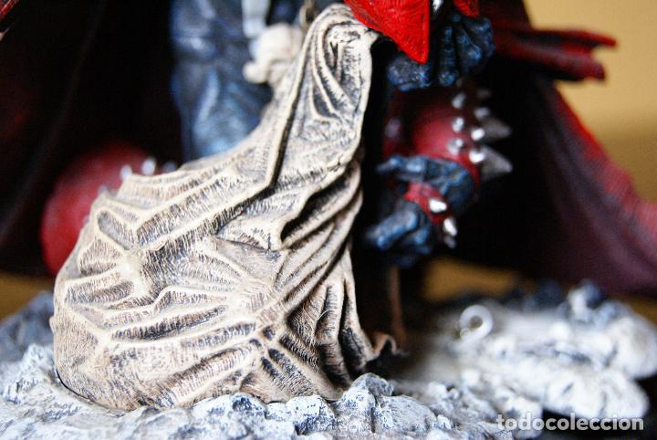 Figuras y Muñecos Mcfarlane: Spawn series 24-The Classic Comic Covers-Christmas Issue 39#-Navidad/Santa Claus/Papá Noel/McFarlane - Foto 12 - 112227052