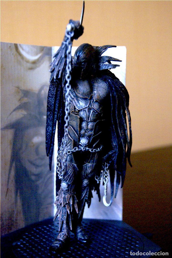 Figuras y Muñecos Mcfarlane: Spawn series 25 - Classic Comic Covers 2 - Spawn Hellspawn Issue 11# - 2004 - Hell/Raven/McFarlane - Foto 2 - 79936285
