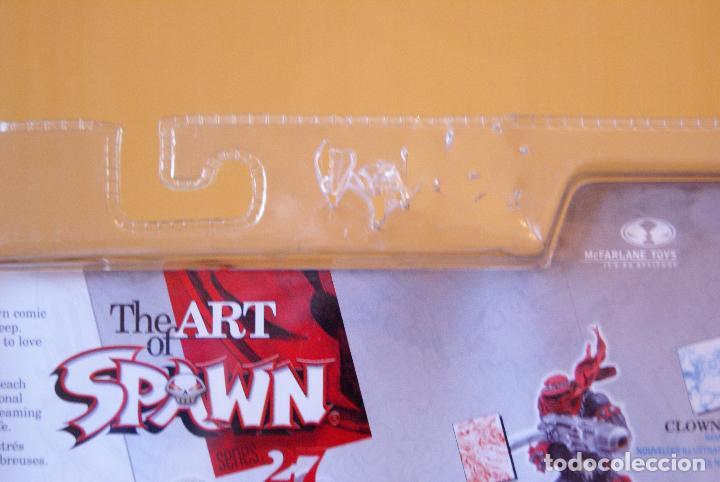 Figuras y Muñecos Mcfarlane: Spawn series 27-The Art of Spawn-Wanda II/2 (Issue 65# interior art) (En caja)- 2005-Boxed/McFarlane - Foto 3 - 79937829