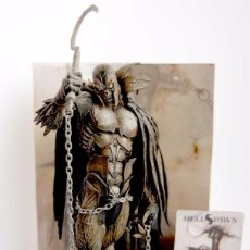 Figuras y Muñecos Mcfarlane: FIGURA SPAWN SERIES 25 CLASSIC COMIC COVERS 2 SPAWN HELLSPAWN ISSUE 2004 HELL RAVEN MCFARLANE MC. Lote 86110552