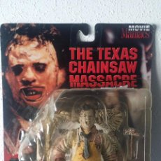 Figuras y Muñecos Mcfarlane: THE TEXAS CHAINSAW MASSACRE- MOVIE MANIACS - MCFARLANE - EN BLISTER ORIGINAL!!!. Lote 100539883