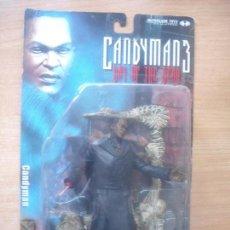 Figuras y Muñecos Mcfarlane: CANDYMAN - MOVIE MANIACS - MCFARLANE TOYS. Lote 106754015
