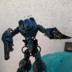 Figuras y Muñecos Mcfarlane: ROBOT TIPO MANDROIDE TRANSFORMER - ERA GORMITI - MCFARLANE, 2006 -. Lote 107877543