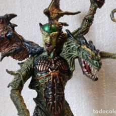 Figuras y Muñecos Mcfarlane: THE SPELLCASTER. DARK AGES SPAWN SERIE 11. MCFARLANE'S TOYS.. Lote 113685315