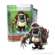 Figuras y Muñecos Mcfarlane: SANTA CLAUS : MONSTER SERIES 5 TWISTED CHRISTMAS –FIGURE 16 CM - MCFARLANE 0787926411218. Lote 120930107