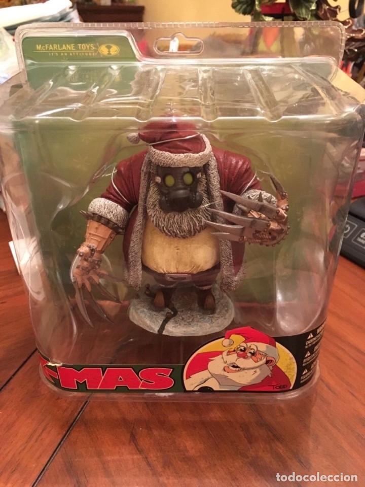 Figuras y Muñecos Mcfarlane: Santa Claus : Monster Series 5 Twisted Christmas –Figure 16 cm - McFarlane 0787926411218 - Foto 2 - 120930107