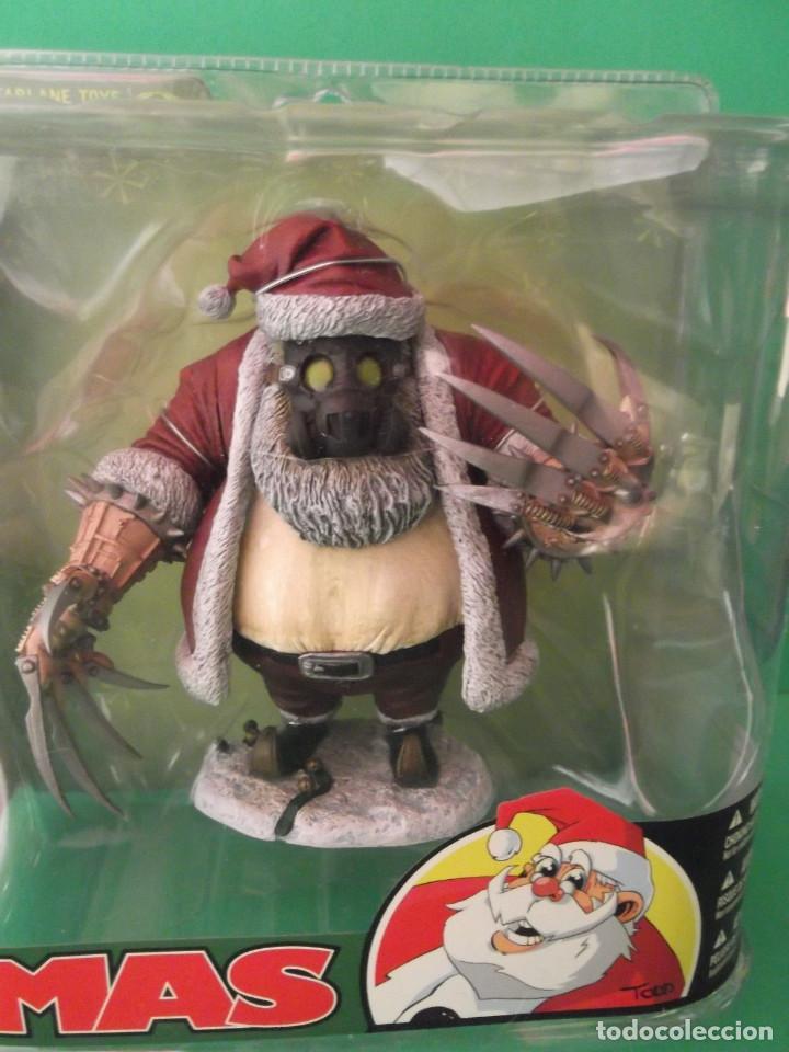 Figuras y Muñecos Mcfarlane: Santa Claus : Monster Series 5 Twisted Christmas –Figure 16 cm - McFarlane 0787926411218 - Foto 4 - 120930107