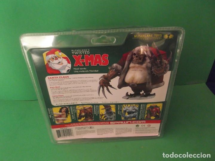 Figuras y Muñecos Mcfarlane: Santa Claus : Monster Series 5 Twisted Christmas –Figure 16 cm - McFarlane 0787926411218 - Foto 5 - 120930107