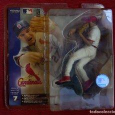 Figuras y Muñecos Mcfarlane: AMG-514 FIGURA MCFARLANE MLB - SCOTT ROLEN VARIANT - ST LOUIS CARDINALS. Lote 121061163