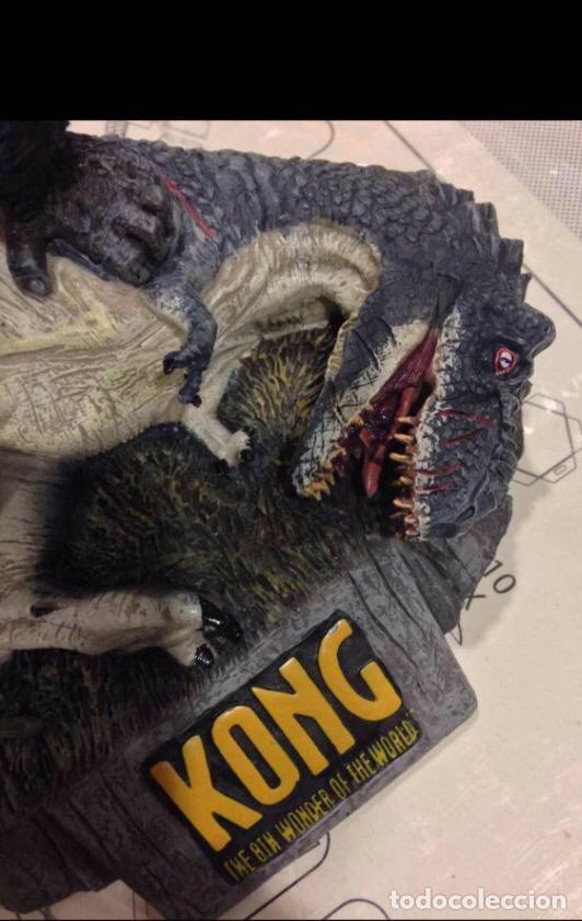 Figuras y Muñecos Mcfarlane: King Kong Neca resina no pvc no farlane no sideshow no bandai no Funko en caja - Foto 3 - 131152904
