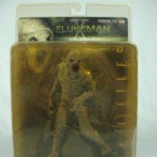 Figuras y Muñecos Mcfarlane: THE X-FILES EXPEDIENTE X - FLUKEMAN - MCFARLANE TOYS 1998 - MUY RARO Y DIFÍCIL NUEVO SIN ABRIR. Lote 133103278