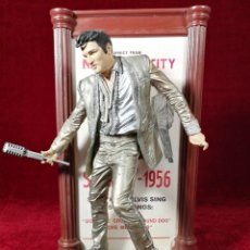 Figuras y Muñecos Mcfarlane: FIGURA PVC MCFARLANE TOYS ROCK N' ROLL ACTION FIGURES #4 GOLD OUTFIT ELVIS PRESLEY 17CM. Lote 151389630