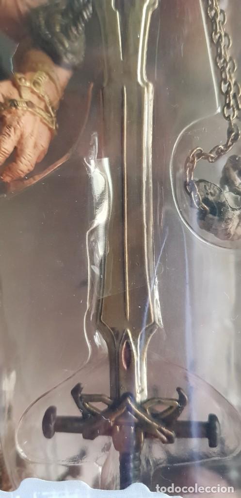 Figuras y Muñecos Mcfarlane: TOOD MC FARLANE, ZEUS CURSE OF THE SPAWN SERIE 13 1998 (NUEVO) - Foto 5 - 151688934