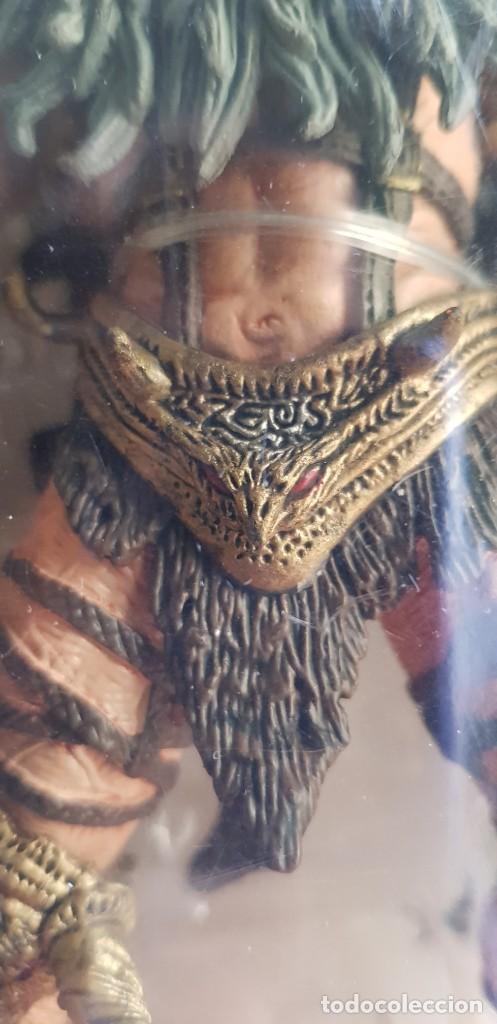 Figuras y Muñecos Mcfarlane: TOOD MC FARLANE, ZEUS CURSE OF THE SPAWN SERIE 13 1998 (NUEVO) - Foto 6 - 151688934