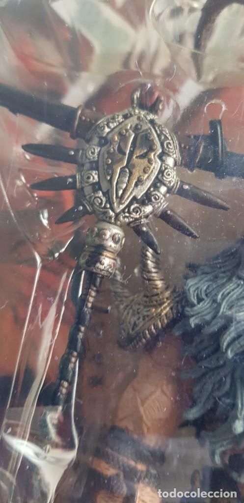 Figuras y Muñecos Mcfarlane: TOOD MC FARLANE, ZEUS CURSE OF THE SPAWN SERIE 13 1998 (NUEVO) - Foto 7 - 151688934