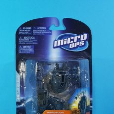 Figuras y Muñecos Mcfarlane: VEHICULO HALO MICRO OPS ODST DROP PODS MCFARLANE BLISTER SIN ABRIR. Lote 159644314