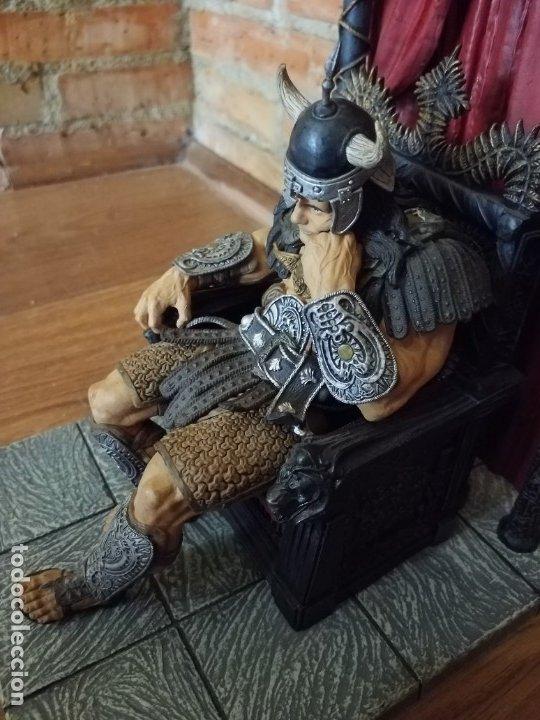 Figuras y Muñecos Mcfarlane: FIGURA CONAN REY KING MCFARLANE IMPECABLE - Foto 4 - 239739385