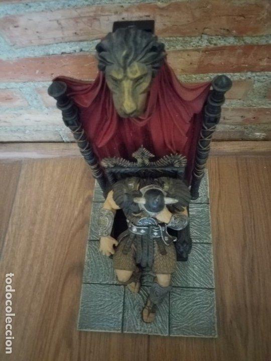 Figuras y Muñecos Mcfarlane: FIGURA CONAN REY KING MCFARLANE IMPECABLE - Foto 6 - 239739385