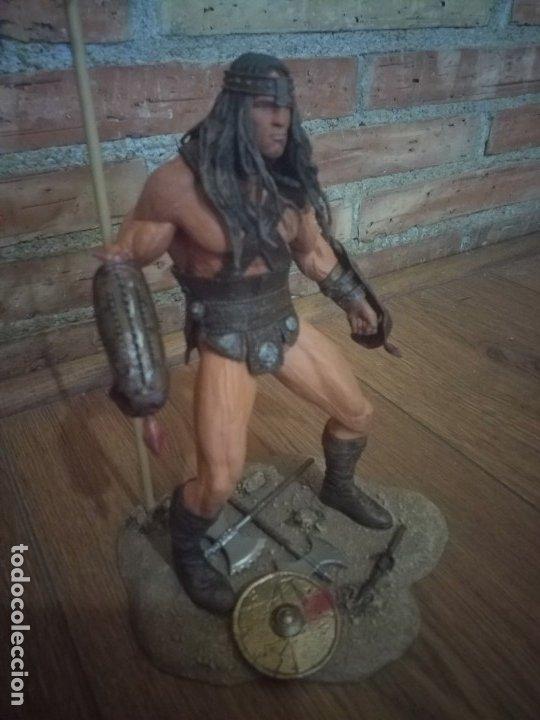 Figuras y Muñecos Mcfarlane: FIGURA CONAN EL BARBARO ARNOLD NECA IMPECABLE - Foto 11 - 176121685