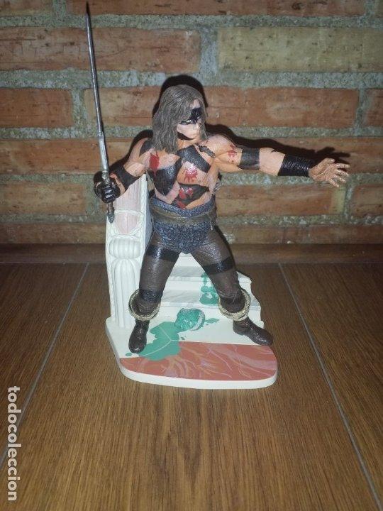 Figuras y Muñecos Mcfarlane: FIGURA CONAN EL BARBARO ARNOLD NECA IMPECABLE - Foto 4 - 176122380