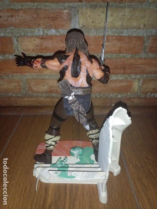 Figuras y Muñecos Mcfarlane: FIGURA CONAN EL BARBARO ARNOLD NECA IMPECABLE - Foto 5 - 176122380