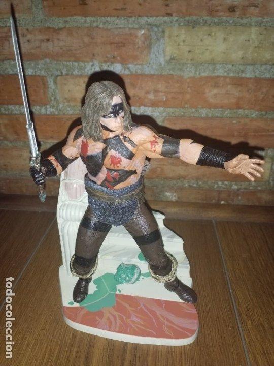 Figuras y Muñecos Mcfarlane: FIGURA CONAN EL BARBARO ARNOLD NECA IMPECABLE - Foto 6 - 176122380