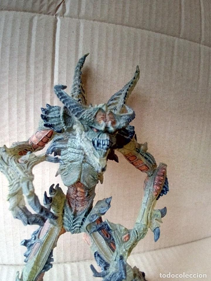 Figuras y Muñecos Mcfarlane: FIGURA ARTICULADA MCFARLANE TOYS SPAWN ALIEN 2002-VER FOTOS - Foto 3 - 176124427
