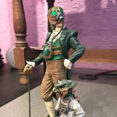Figuras y Muñecos Mcfarlane: MCFARLANE TOYS MONSTERS SERIES 2 TWISTED LAND OF OZ THE WIZARD FIGURE SPAWN NO NECA KOTOBUKIYA MEZCO. Lote 178275652