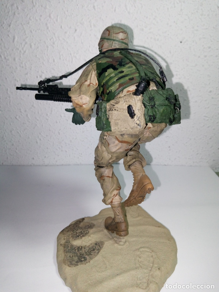 Figuras y Muñecos Mcfarlane: SOLDADO USA - MCFARLANE - AÑO 2005 - Foto 2 - 180023261