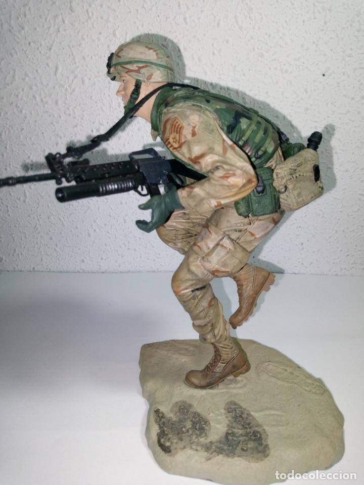 Figuras y Muñecos Mcfarlane: SOLDADO USA - MCFARLANE - AÑO 2005 - Foto 3 - 180023261