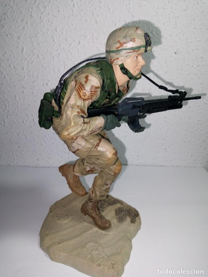 SOLDADO USA - MCFARLANE - AÑO 2005 (Juguetes - Figuras de Acción - Mcfarlane)