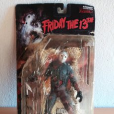 Figuras y Muñecos Mcfarlane: FIGURA JASON VIERNES 13 MCFARLANE TOYS MOVIE MANIACS AÑO 1998 - FRIDAY THE 13TH VOORHEES TERROR FILM. Lote 182704648