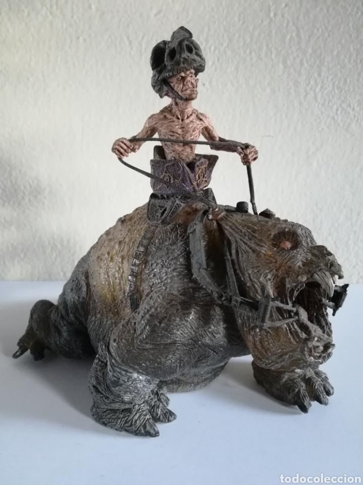 Figuras y Muñecos Mcfarlane: McFarlane Twisted Land of Oz The Wizard Horror figure Spawn Monster Comic - Toto - año 2003 - Foto 10 - 186167496