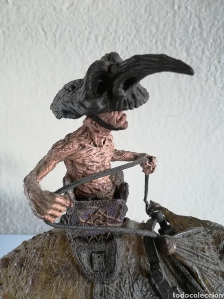 Figuras y Muñecos Mcfarlane: McFarlane Twisted Land of Oz The Wizard Horror figure Spawn Monster Comic - Toto - año 2003 - Foto 13 - 186167496