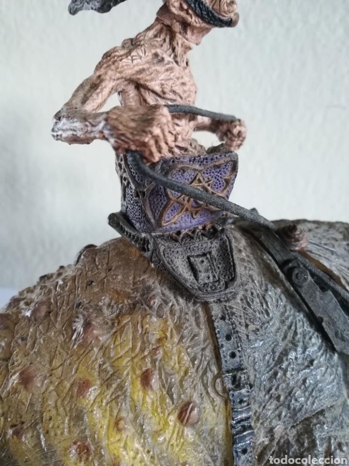 Figuras y Muñecos Mcfarlane: McFarlane Twisted Land of Oz The Wizard Horror figure Spawn Monster Comic - Toto - año 2003 - Foto 19 - 186167496