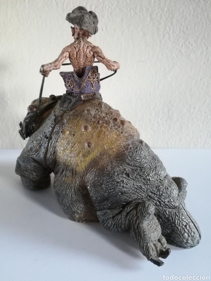 Figuras y Muñecos Mcfarlane: McFarlane Twisted Land of Oz The Wizard Horror figure Spawn Monster Comic - Toto - año 2003 - Foto 22 - 186167496