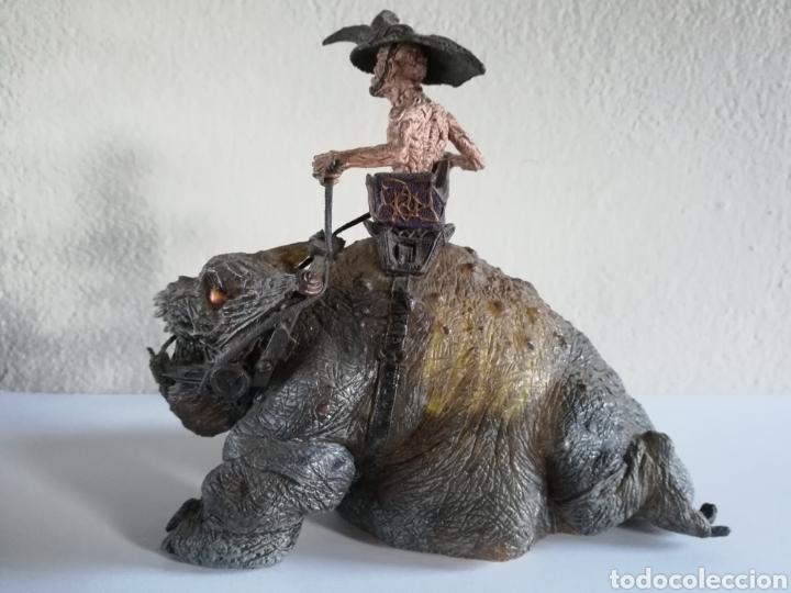 Figuras y Muñecos Mcfarlane: McFarlane Twisted Land of Oz The Wizard Horror figure Spawn Monster Comic - Toto - año 2003 - Foto 25 - 186167496