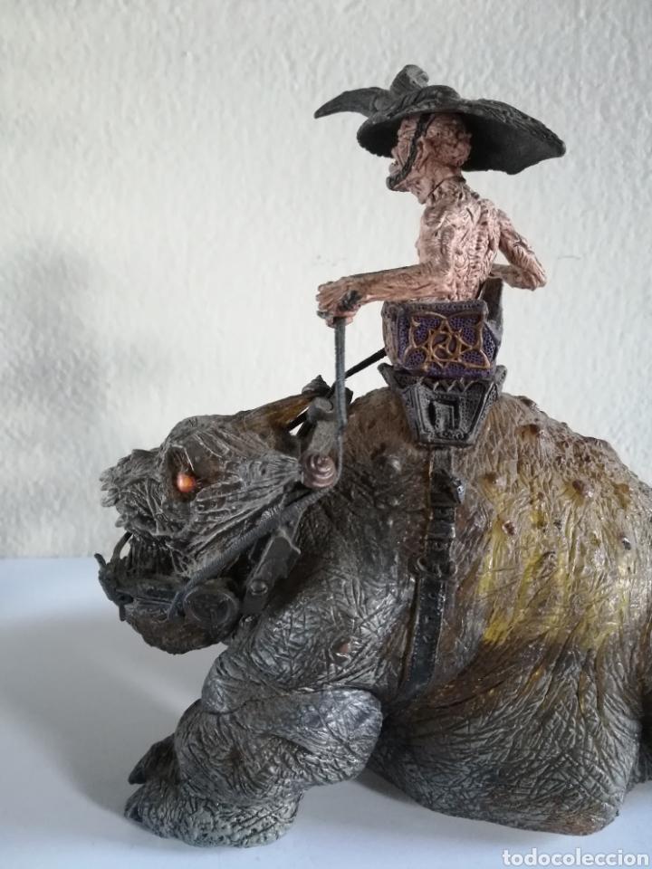 Figuras y Muñecos Mcfarlane: McFarlane Twisted Land of Oz The Wizard Horror figure Spawn Monster Comic - Toto - año 2003 - Foto 26 - 186167496