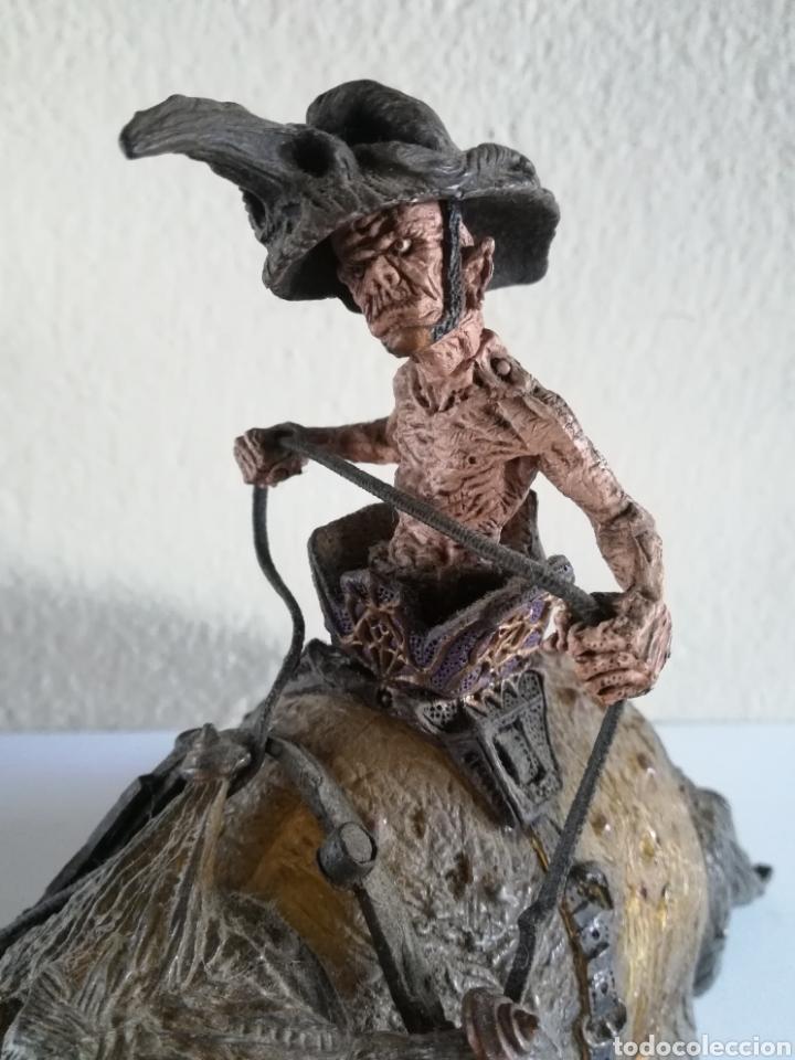 Figuras y Muñecos Mcfarlane: McFarlane Twisted Land of Oz The Wizard Horror figure Spawn Monster Comic - Toto - año 2003 - Foto 35 - 186167496