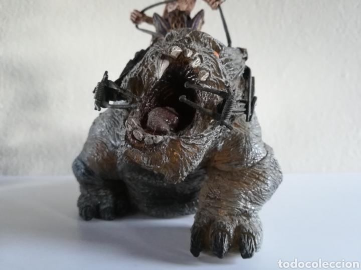 Figuras y Muñecos Mcfarlane: McFarlane Twisted Land of Oz The Wizard Horror figure Spawn Monster Comic - Toto - año 2003 - Foto 39 - 186167496